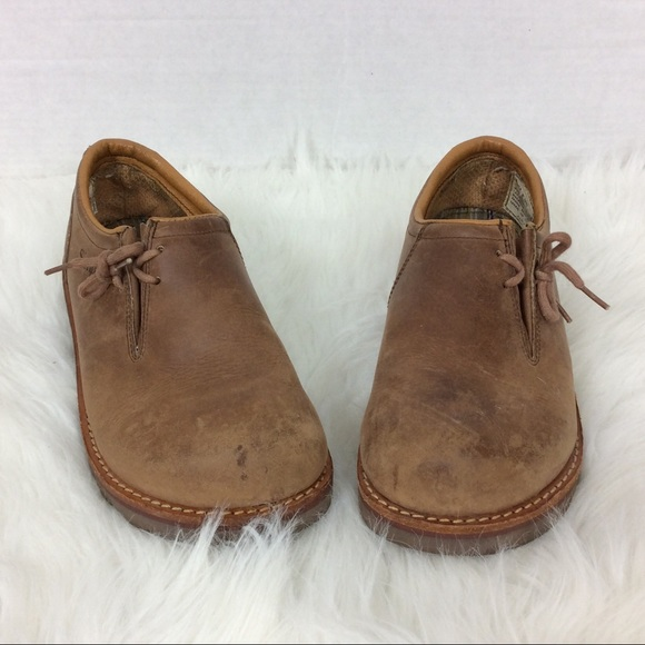 Simple Other - Simple Brand Unisex Brown Leather Clogs Shoes